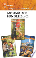 Harlequin Superromance January 2014   Bundle 2 of 2