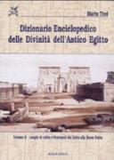 Dizionario enciclopedico delle divinità dell'antico Egitto