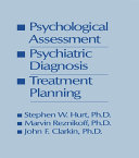 download ebook psychological assessment, psychiatric diagnosis, and treatment planning pdf epub