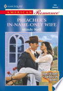 Preacher s In Name Only Wife