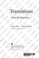 Transitions Book PDF