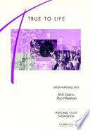 True to Life Upper Intermediate Personal Study Workbook