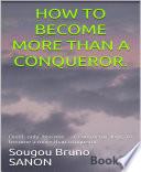 download ebook how to become more than a conqueror pdf epub