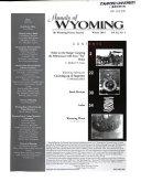 Annals of Wyoming