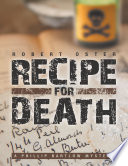 Recipe for Death  A Phillip Bartlow Mystery