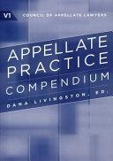 Appellate Practice Compendium