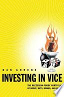 Investing in Vice