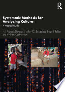 Systematic Methods For Analyzing Culture