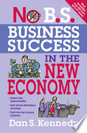 no b s business success in the new economy