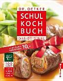 Dr  Oetker Schulkochbuch