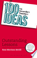 100 Ideas for Secondary Teachers  Outstanding Lessons