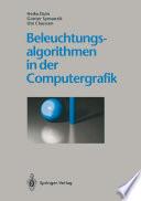 Beleuchtungsalgorithmen in der Computergrafik