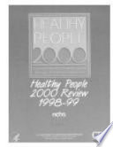 Healthy People 2000 Review  1998 99