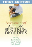 Assessment of Autism Spectrum Disorders, First Edition