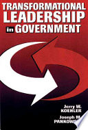 Transformational Leadership in Government