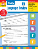 Daily Language Review, Grade 6+
