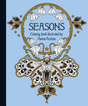 Seasons Coloring Book : introducing the newest addition to hanna karlzon's...