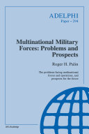 Multinational Military Forces