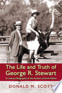 Book The Life and Truth of George R  Stewart