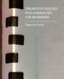 Dream Psychology   Psychoanalysis for Beginners   Freud
