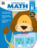 Thinking Kids   Math  Grade PK