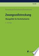 Kreutzkam/Geiselmann/Geiselmann, Zwangsvollstreckung