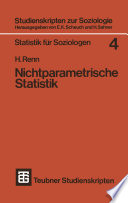 Nichtparametrische Statistik
