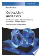 Optics  Light and Lasers