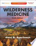 Wilderness Medicine E Book