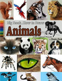 Big Book on How to Draw Animals with Colored Pencils