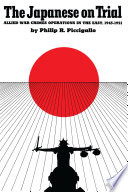 The Japanese On Trial
