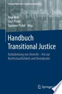 Handbuch Transitional Justice