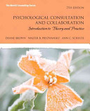 Psychological Consultation and Collaboration