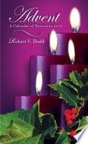 Advent A Calendar of Devotions 2012  Regular Print