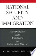 National Security and Immigration