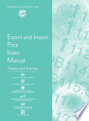 Export and Import Price Index Manual  Theory and Practice
