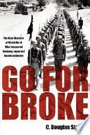 Ebook Go for Broke Epub C. Douglas Sterner Apps Read Mobile