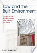 Law   the Built Environment