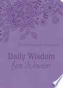 Daily Wisdom For Women 2014