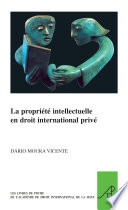 illustration La propriété intellectuelle en droit international privé