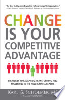 Change is Your Competitive Advantage