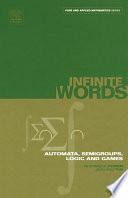 Infinite Words Book PDF