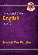 Functional Skills English Level 2   Study   Test Practice