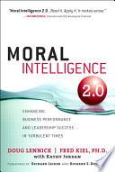 Moral Intelligence 2 0