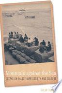 Mountain Against The Sea