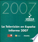 La Televisi  n en Espa  a