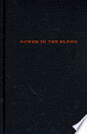 Power in the Blood Tate S Journey To Rediscover The Cherokee Appalachian