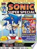 Sonic Super Special Magazine #12 : anniversary edition of sonic super special...