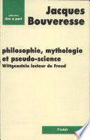 illustration du livre Philosophie, mythologie et pseudo-science