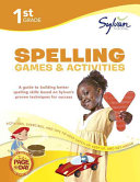 1st Grade Spelling Games   Activities